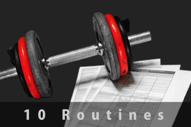 10 Sample Mass Gain Routines