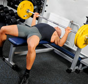 Training Tempo on the Bench Press