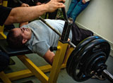 Fast Lifting with the Bench Press