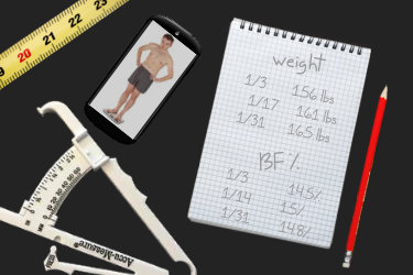 Bodybuilding Tracking Your Program