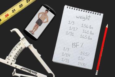 Bodybuilding Tracking Your Program