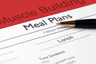 Sample Muscle Building Meals