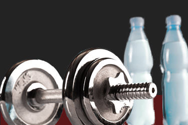 Water and Muscle Building