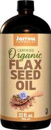 Jarrow's Flax Seed Oil
