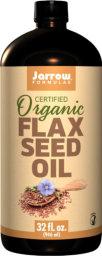 Jarrow's Flax Seed Oil