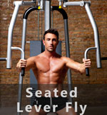 Seated Lever Fly