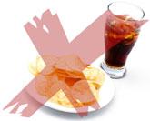 Saying No to Potato Chips and Soda