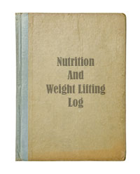 Nutrition and Fitness Log