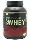 Optimum Nutrition's Whey Protein