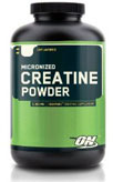 Optimum Nutrition's Micronized Creatine Powder