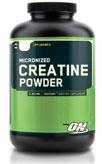 Optimum Nutrition's Micronized Creatine Powder