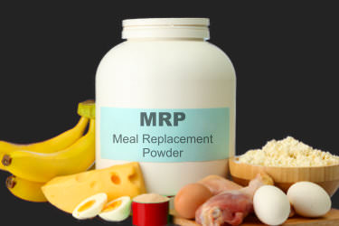 Meal Replacement Powder (MRP)