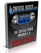 Critical Bench Program