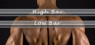 High Bar Vs. Low Bar Squat Placement