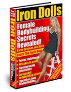 Iron Dolls Female Bodybuilding