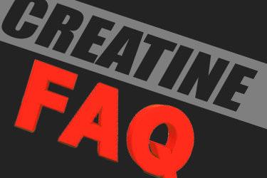 Creatine FAQ